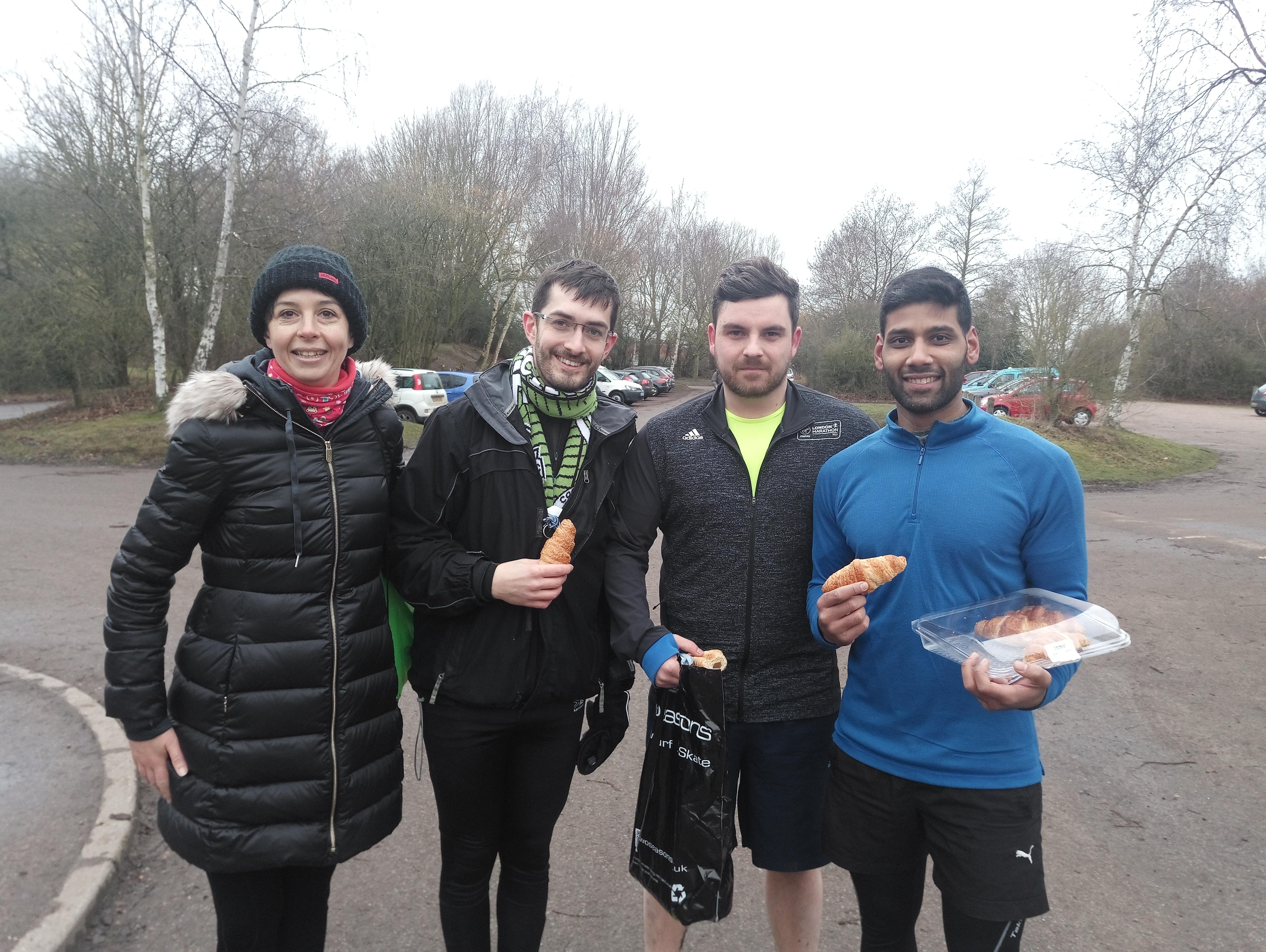 The Pharmacology Fun Runners!