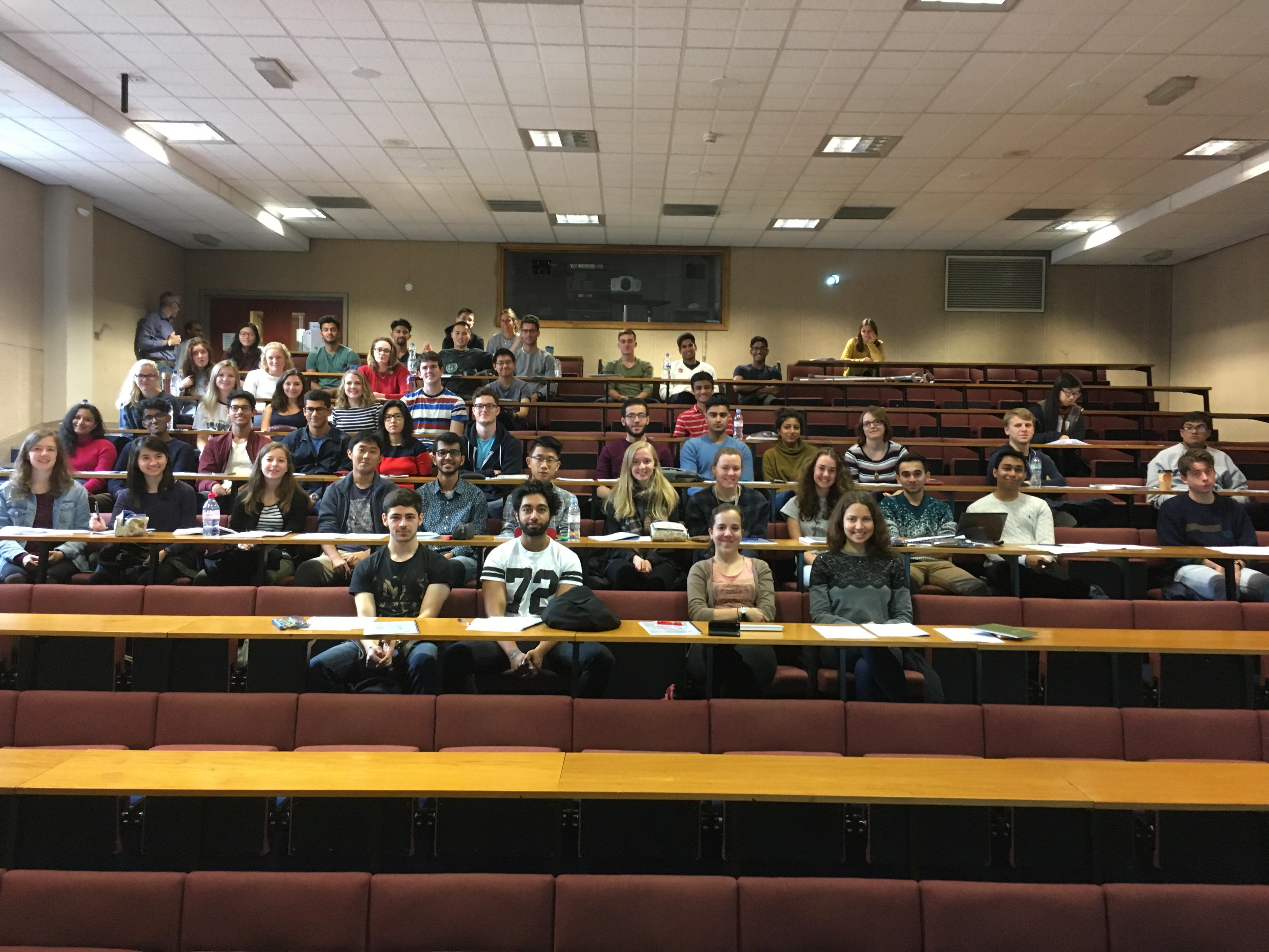 Part II Students 2017-18